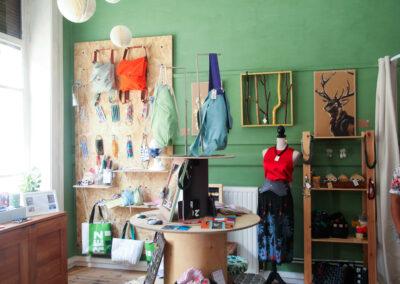 Atelier des Nouveaux Designs Lyon boutique upcycling