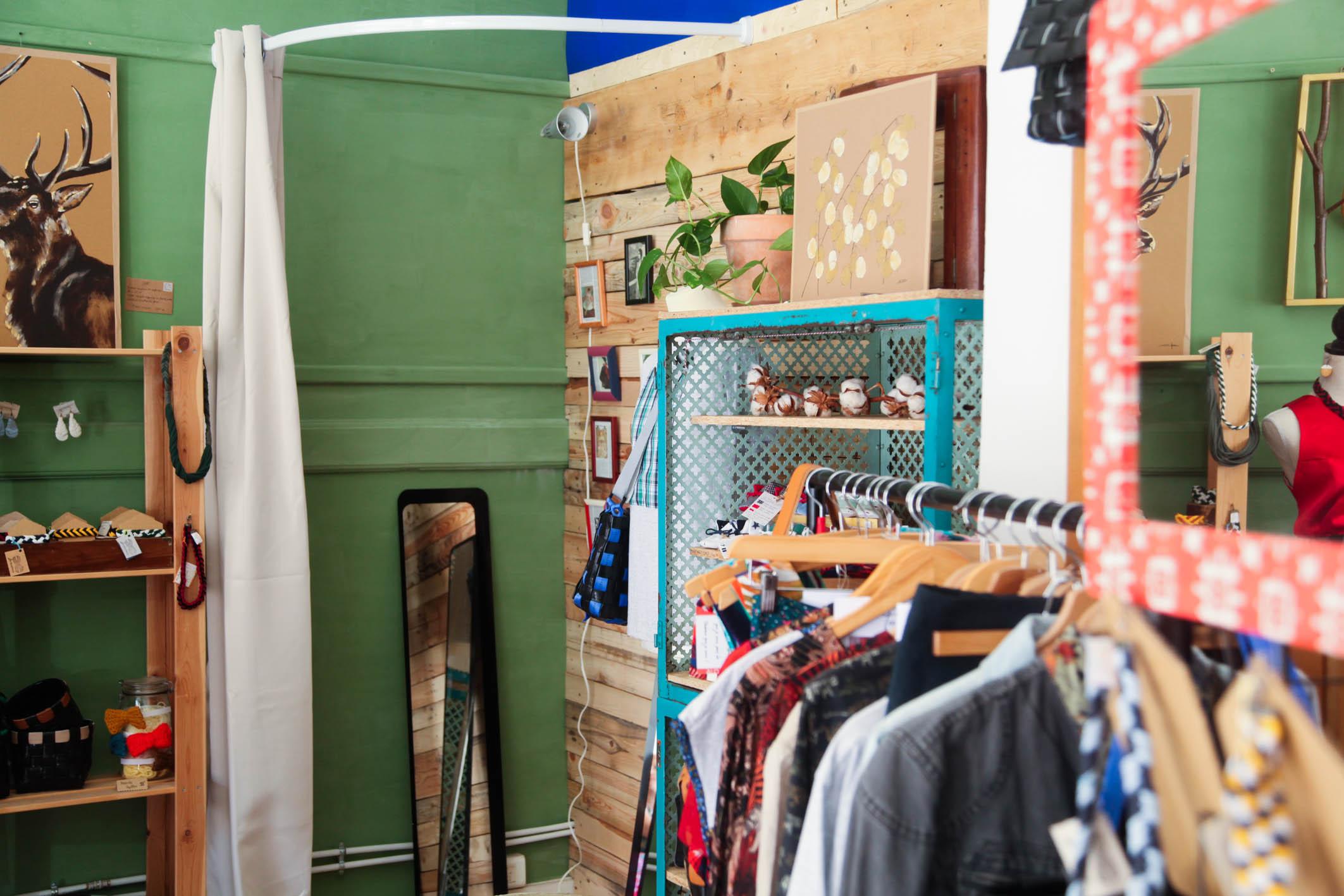 Atelier des Nouveaux Designs Lyon - boutique créative upcycling