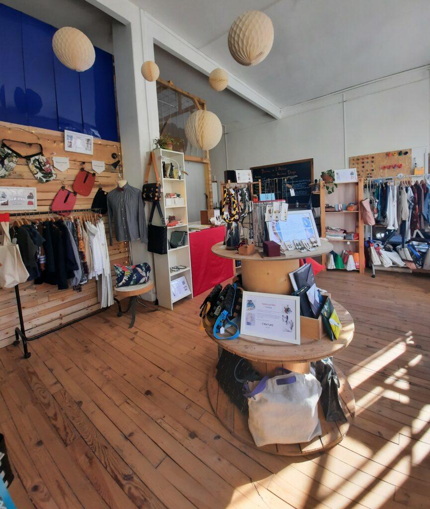 Boutique upcycling Lyon - Atelier des Nouveaux Designs