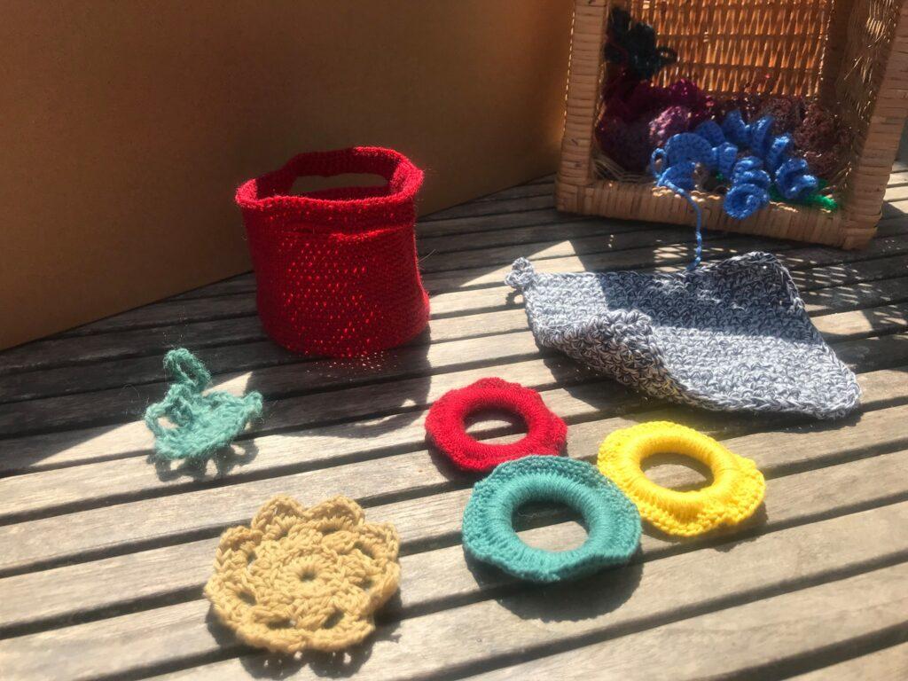 Atelier tricot et crochet - Atelier des nouveaux designs à Lyon